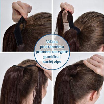 vlasové príčesky