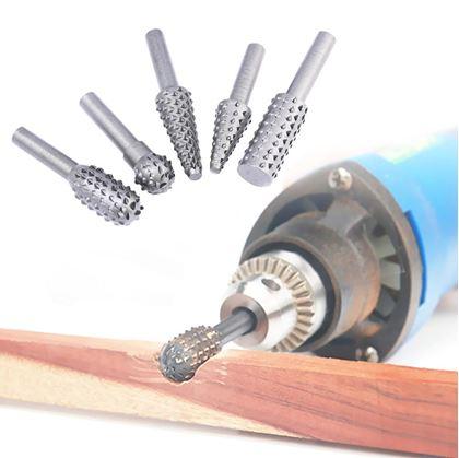 nářadí na broušení dřeva