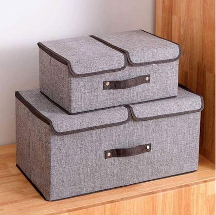 Textilní box