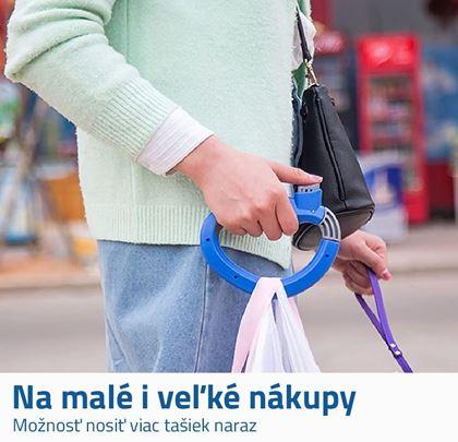 Držiak na tašky