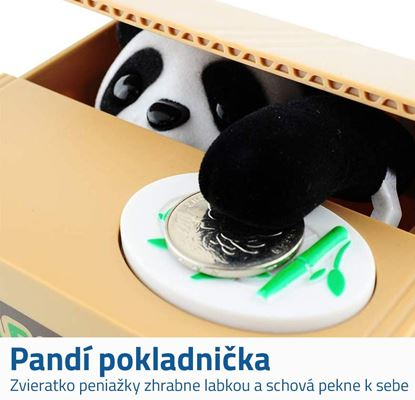 Pokladnička panda