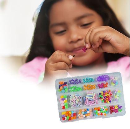 Sada korálků pro děti