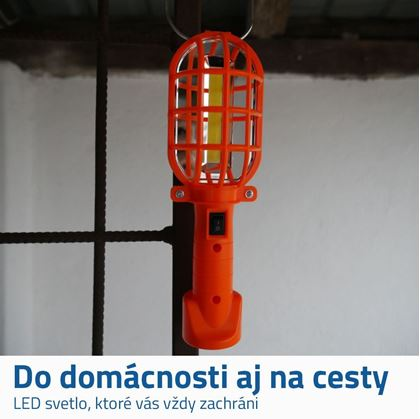 Svietidlo LED