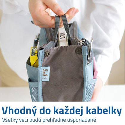 Organizér do kabelky