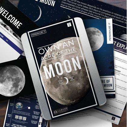 Vlastni Své Místo Na Měsíci