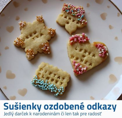 Pečiatky na sušienky