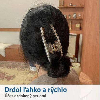 skřipec do vlasů