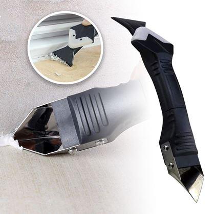 Nůž na silikon 3v1