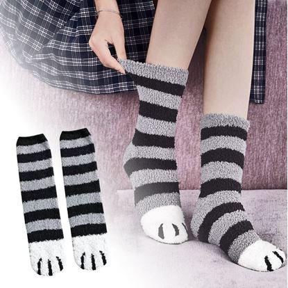 Ponožky kočičí tlapičky