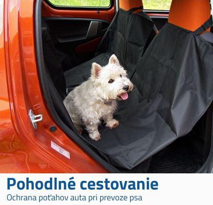 Obrázok Ochranná deka do auta pre psa