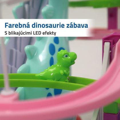 Hračka s dinosaurem