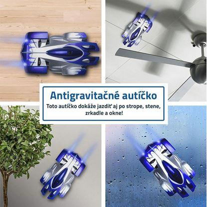 Obrázok Antigravitačné autíčko