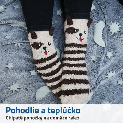 teplé ponožky