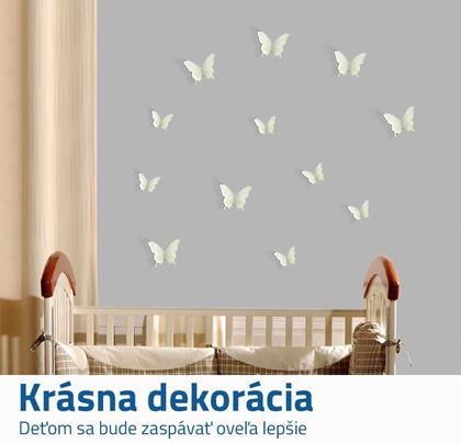 fosforeskujúce motýle