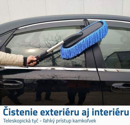 Metla na umývanie auta