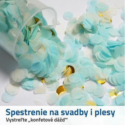 vystřelovací konfety