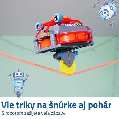 Balanční hračka robot