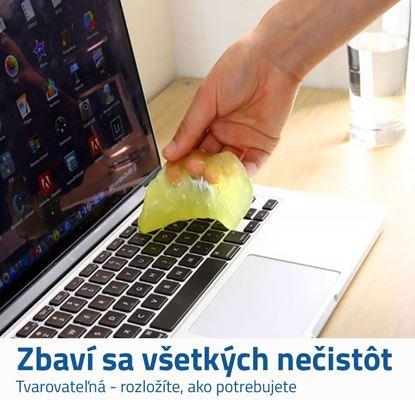 Čištění klávesnice