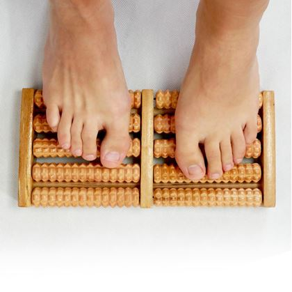 Masážní roller na nohy